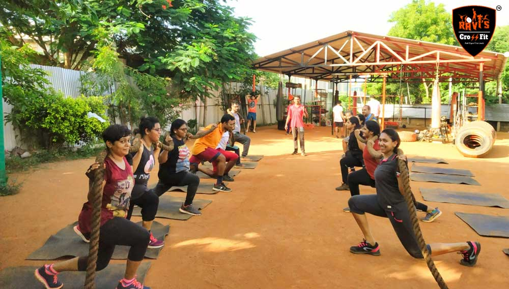 Best fitness centre in Coimbatore